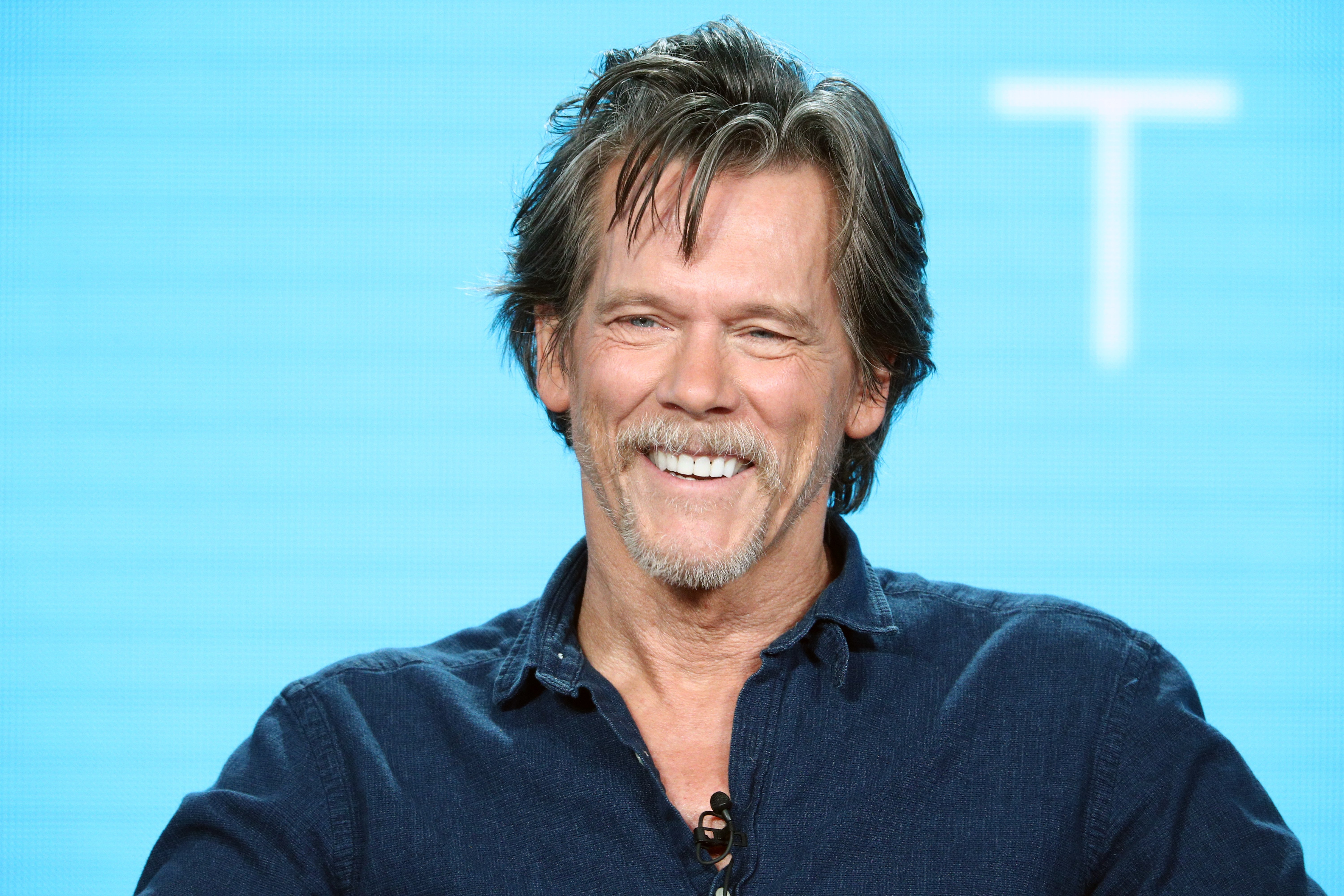 Kevin Bacon speaks during the Showtime segment of the 2019 Winter Television Critics Association Press Tour at The Langham Huntington, Pasadena on January 31, 2019 | Photo: GettyImages