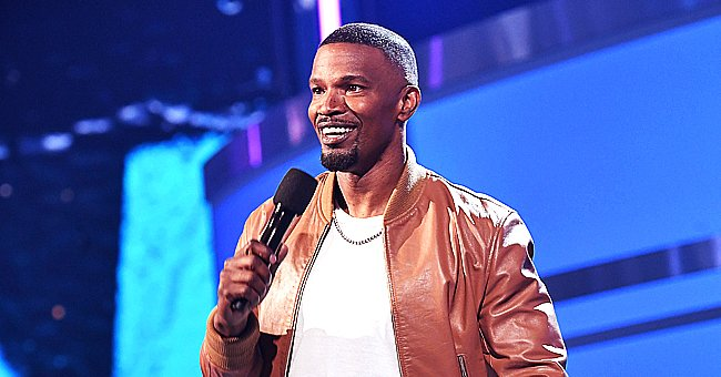 Jamie Foxx Shows His Reaction to Older Daughter Corinne's Singing in a New Video