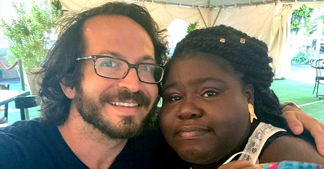 Gabby Sidibe's Fiancé Brandon Frankel Shares a Snap of Them Together & Reveals How They Met