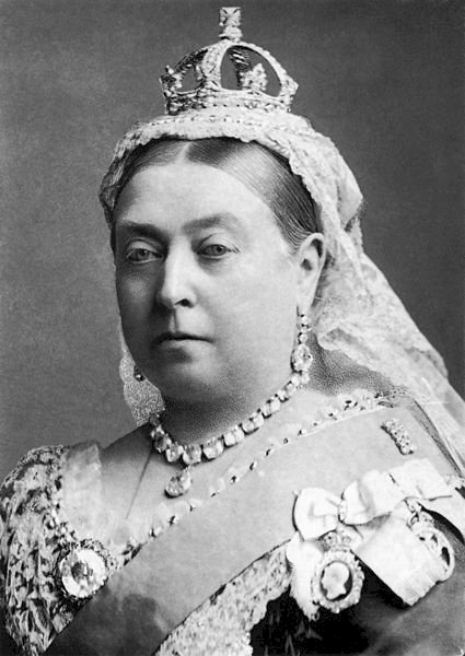Alexander Bassanocreator QS: P170, Q2833085,Queen Victoria by Bassano, marked as public domain, more details onWikimedia Commons