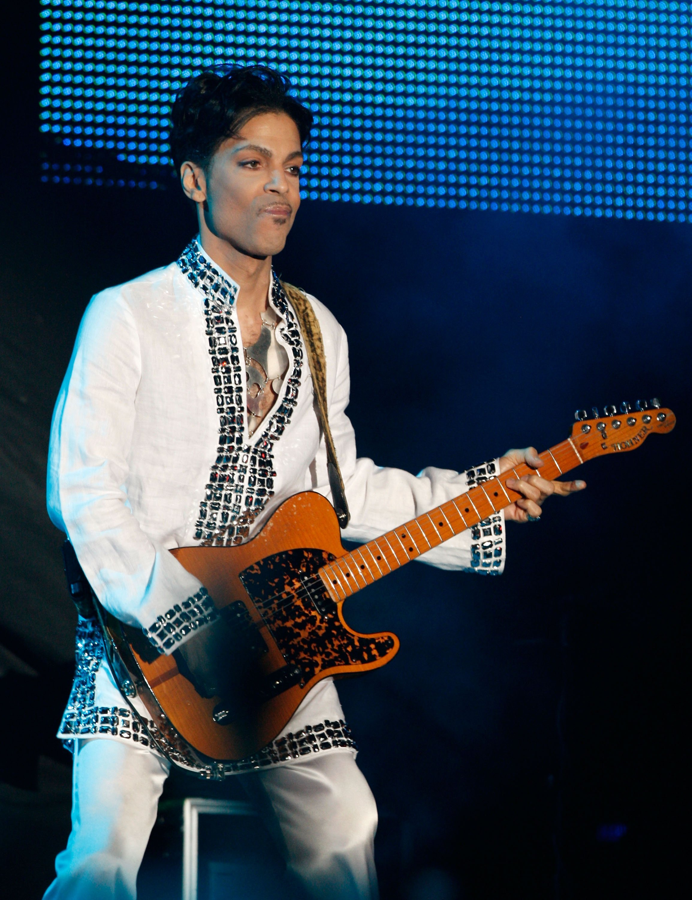 Prince. I Image: Getty Images.