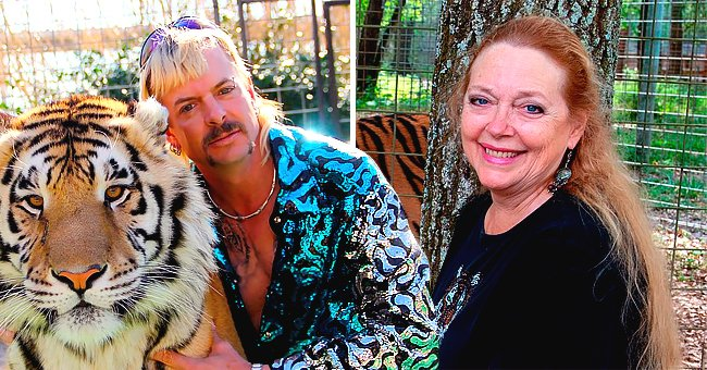 People: 'Tiger King' Stars Joe Exotic and Carole Baskin's Relationship Was the Worst Kind of Love Story
