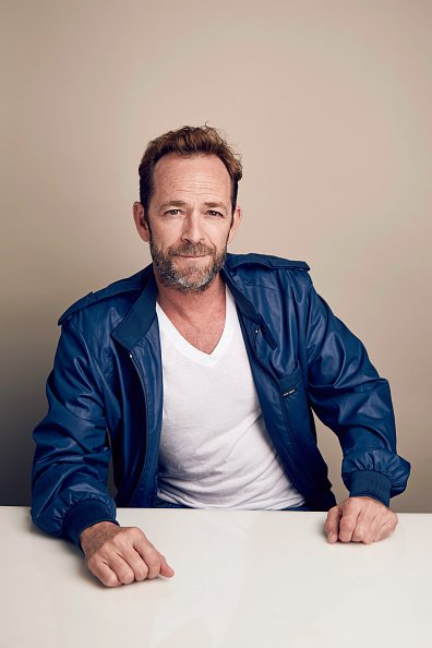 Actor Luke Perry of CW's 'Riverdale' poses for a portrait during the 2018 Summer Television Critics Association Press Tour at The Beverly Hilton Hotel | Photo: Getty Images