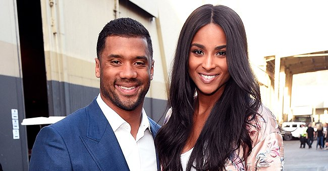 Ciara's Kids Future & Sienna Show Sweet Sibling Love in Easter Photo