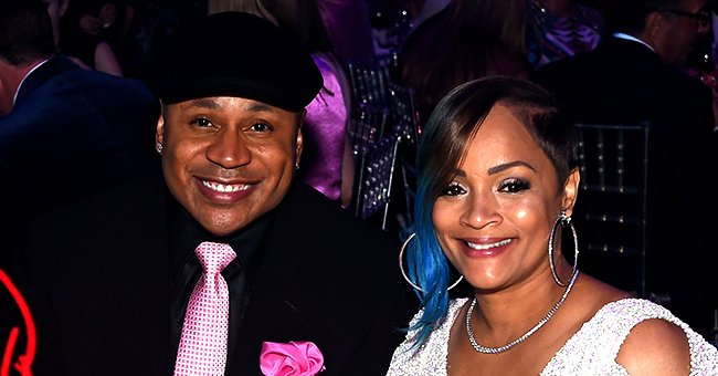 See How LL Cool J and Simone Smith Celebrated Their 25th Wedding Anniversary Amid COVID-19 Quarantine