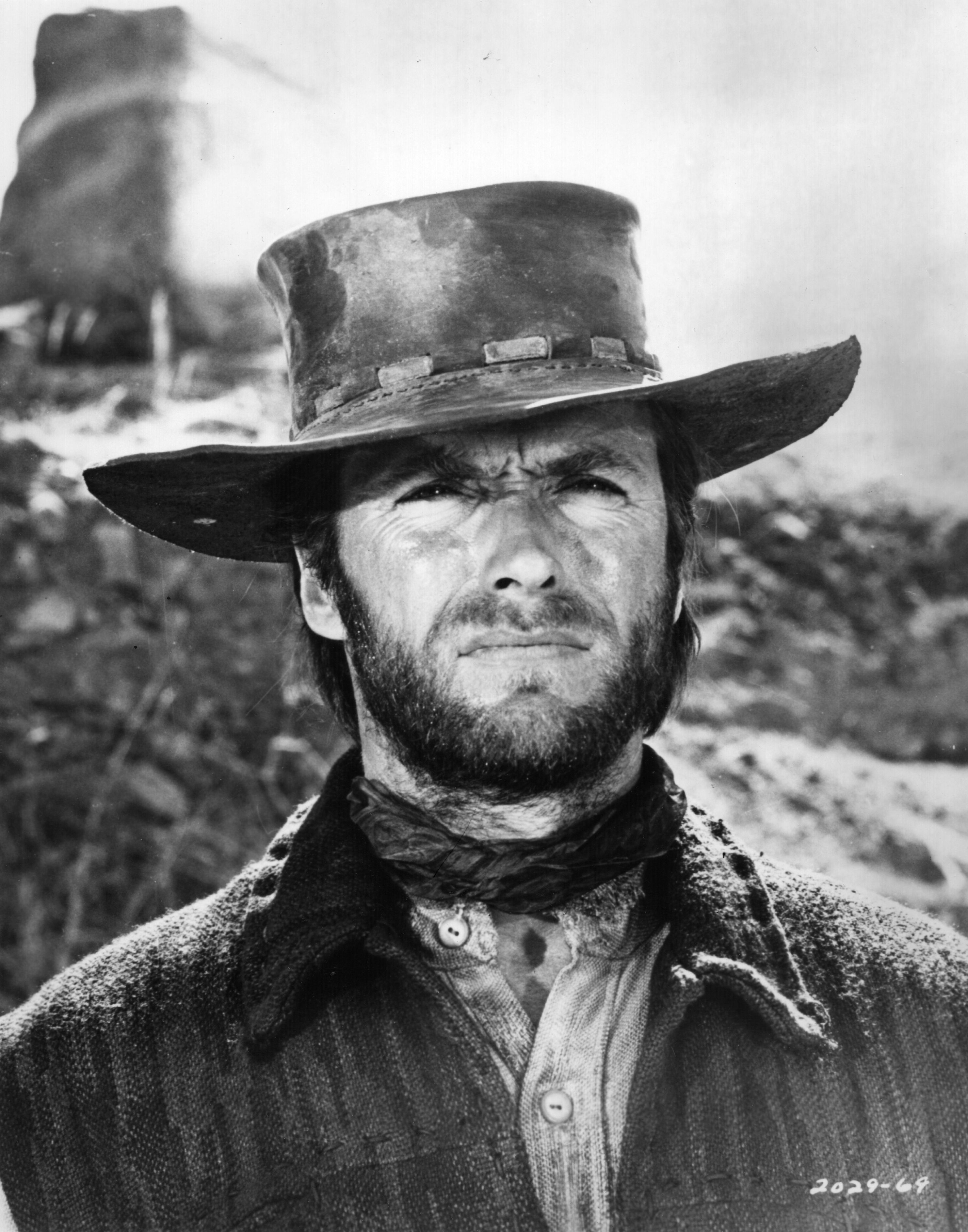 Clint Eastwood as the Man with No Name circa 1966 | Photo: GettyImages