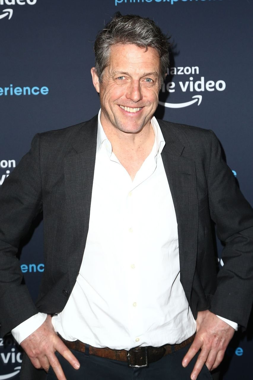 "Hugh Grant attends the Amazon Prime Experience Hosts ""A Very English Scandal."" 