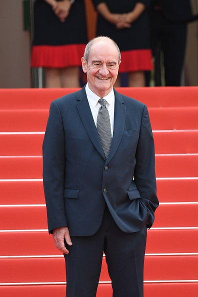 "Pierre Lescure assiste à la projection de ""Matthias et Maxime"" lors du 72ème Festival de Cannes. 