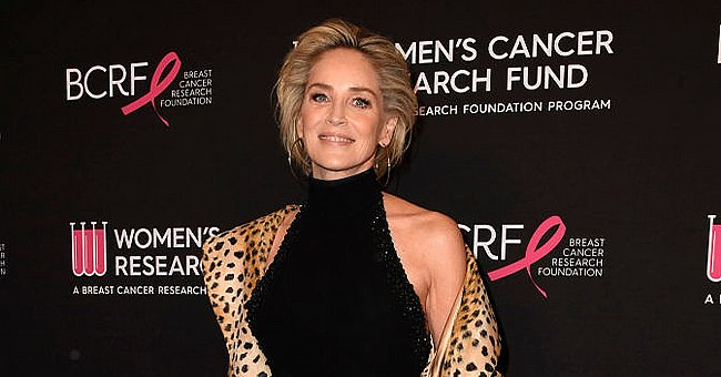 Sharon Stone, Doting Mom of 3, Shares Rare Glimpse of Motherhood while Posing with Son Roan, Whom She Once Lost Custody