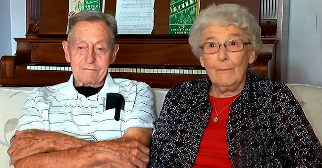 Couple Celebrates 60th Anniversary by Doing a Photoshoot in Their Original Wedding Attire