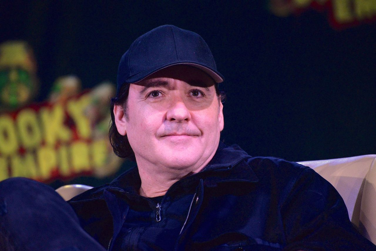 John Cusack at the Spooky Empire Horror Convention at the Hyatt Regency. | Source: Getty Images