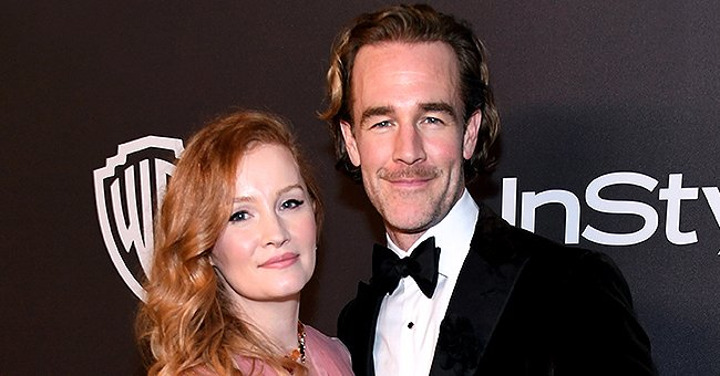 James Van Der Beek Expresses Gratitude for Wife Kimberly as Well as Their Followers on Social Media after Her Miscarriage