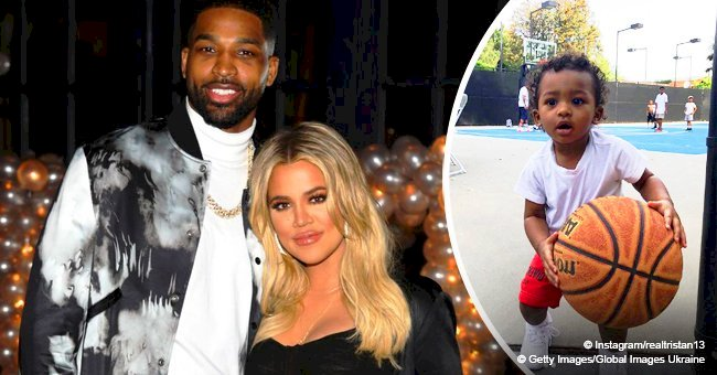 Khloé Kardashian shows love to Tristan Thompson's son with Jordan Craig on his 2nd birthday