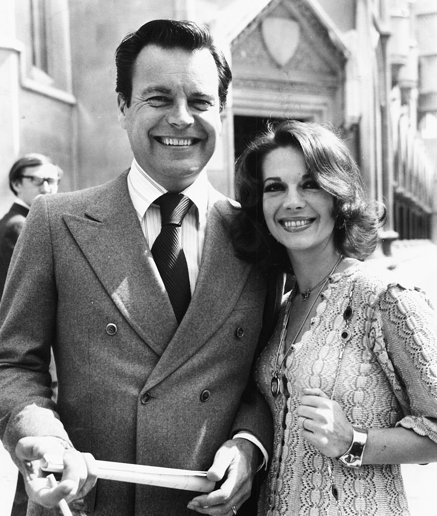 Natalie Wood and Robert Wagner on July 1, 1976 | Photo: Getty Images