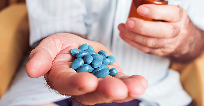 Daily Joke: Man Goes to the Doctor's Office to Get a Double Dose of Viagra