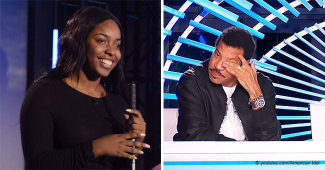 Lionel Richie Sheds Tears While Listening to Blind 'American Idol' Contestant Sing