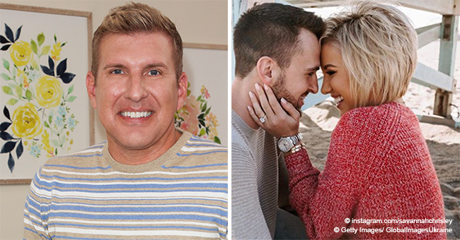 Todd Chrisley Breaks Silence on His Daughter's Surprise Engagement