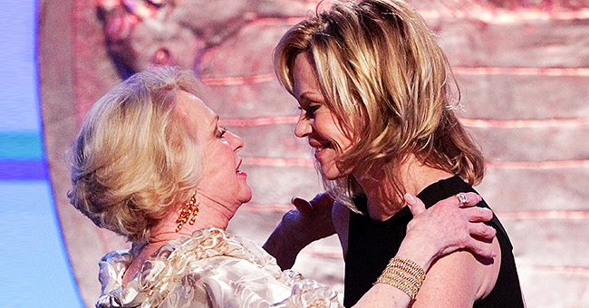 Melanie Griffith Has Not Always Been Close with Mom Tippi Hedren - Here's a Look at Their Relationship over the Years
