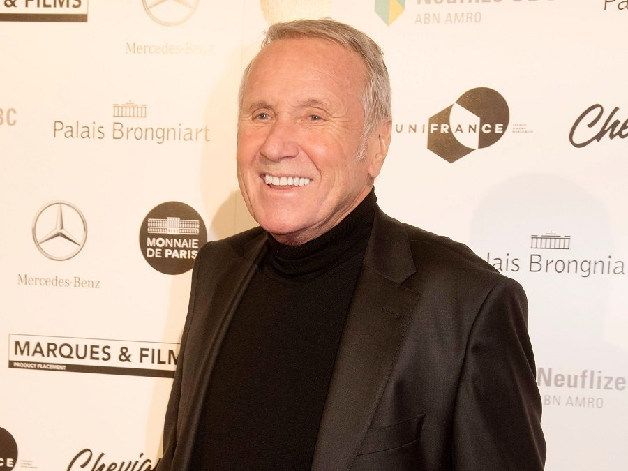 L'acteur Yves Rénier | Photo : Getty Images