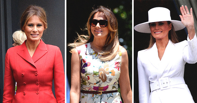 Melania Trump's Spokesperson Revealed Whether or Not FLOTUS Pays for Her Lavish Outfits