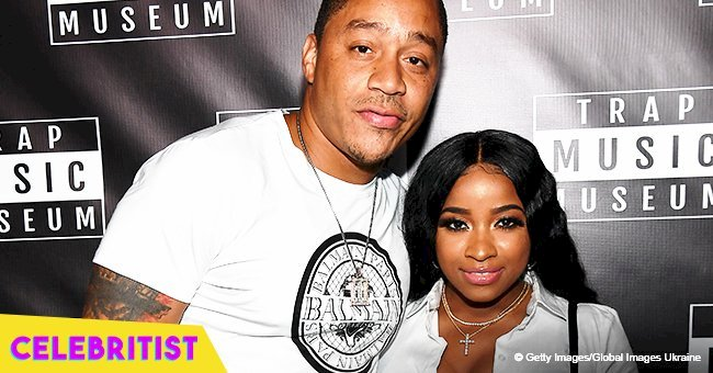 Toya Wright sparks wedding rumors, posing in white dress with friends in latest photo