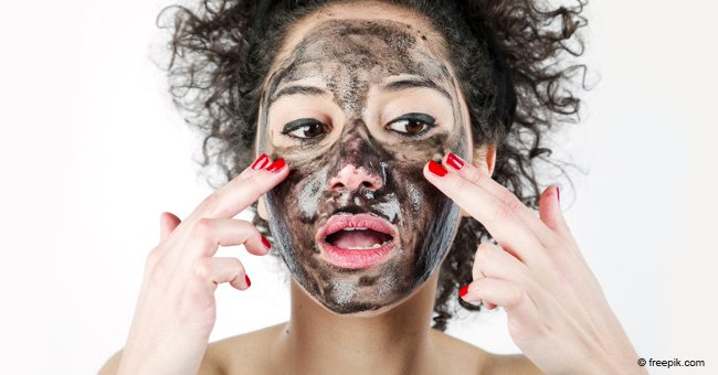 Charcoal face masks under fire as it reminds social media users of racist blackface