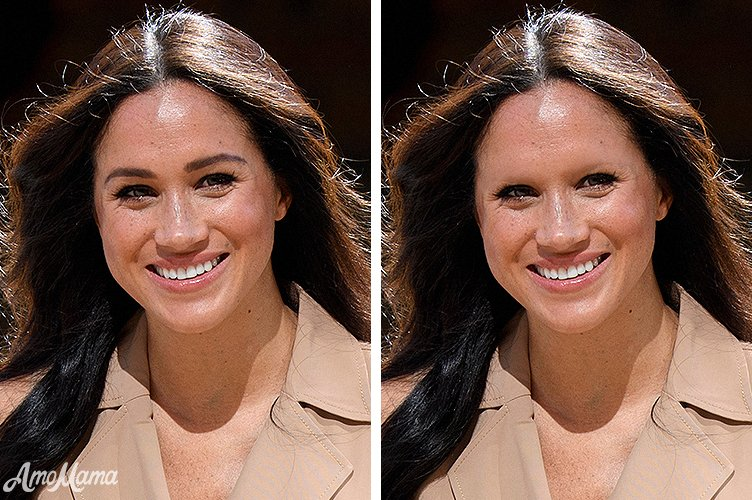 How Kristin Davis, Sandra Bullock,Meghan Markle,and other Celebrities Look Without Eyebrows