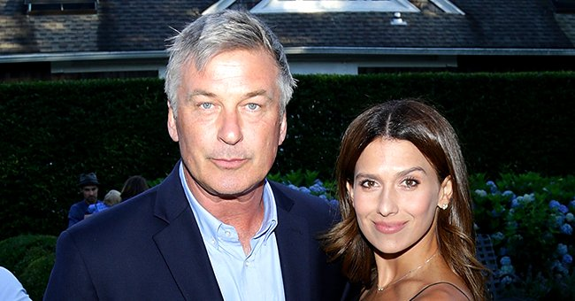See the Sweet Photo Hilaria Baldwin Shared of Her Newborn Daughter María Lucía Victoria