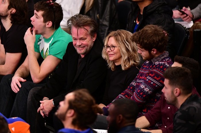 Meg Ryan and John Mellencamp. Image Credit: Getty Images