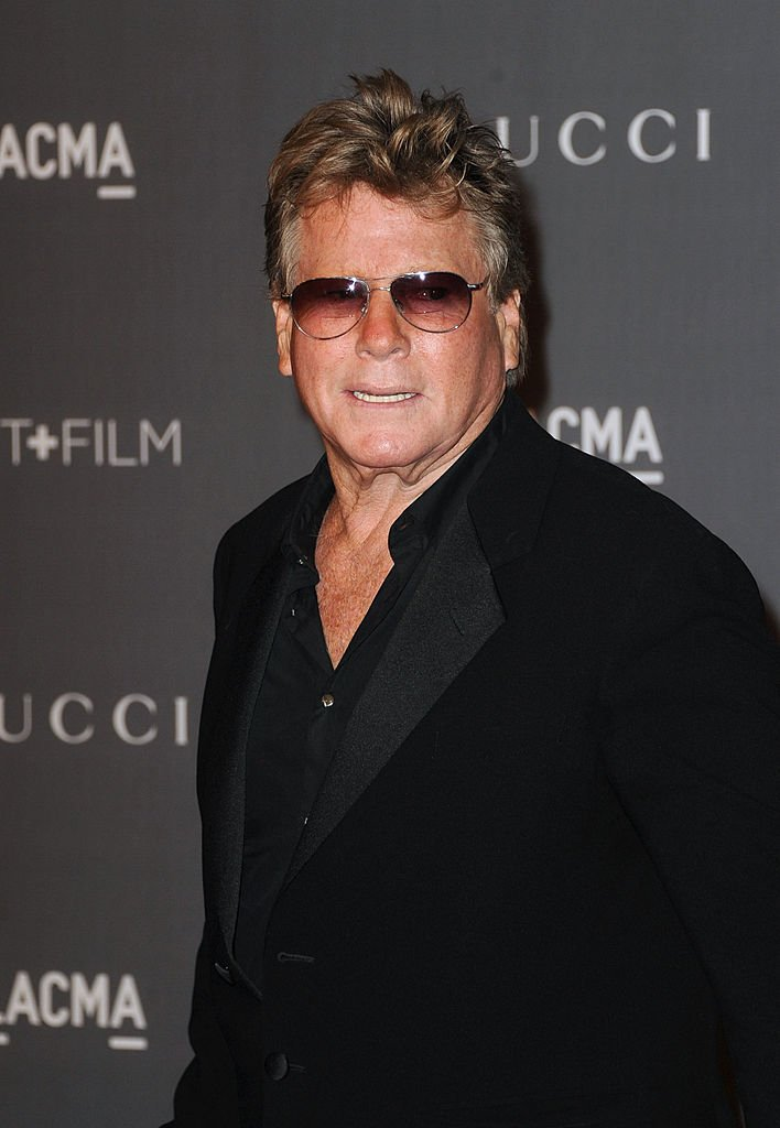 Ryan O'Neal arrives at LACMA 2012 Art + Film Gala at LACMA on October 27, 2012 in Los Angeles, California   Photo: Getty Images