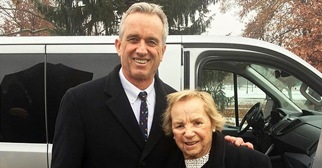 RFK's Son Robert F Kennedy Jr Paid Tribute to Mother Ethel Kennedy on Her 92nd Birthday