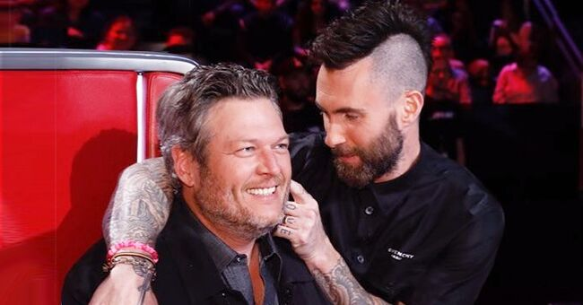 Adam Levine Pens a Heartfelt Farewell Letter to 'The Voice,' Calls Blake Shelton His 'Brother for Life'