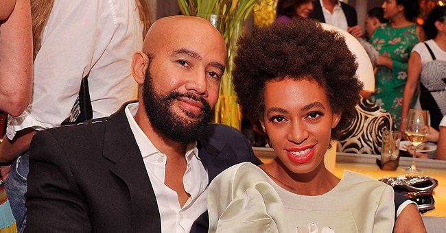 Solange and Her Ex-husband Daniel Smith's Only Son Looks like His Famous Mother in a New Photo
