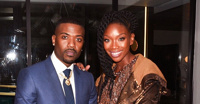 Ray J Says He Sees Himself & Sister Brandy While Looking at His Kids Bonding in a New Video