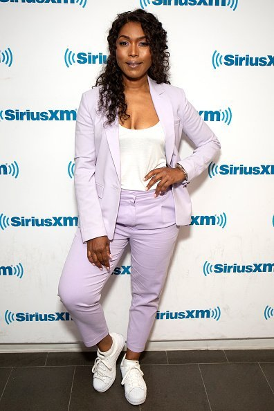 """Angela Bassett during the premiere of """"Otherwood"""" 