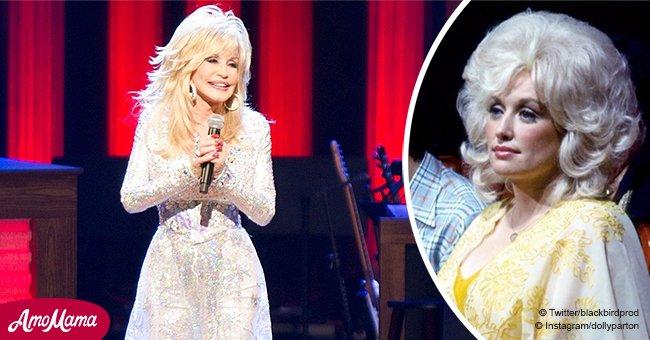 La razón por la cual Dolly Parton siempre lleva mangas largas