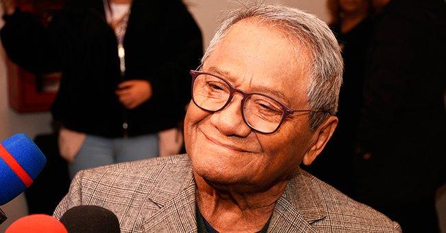 Armando Manzanero durante una rueda de prensa. | Foto: Shutterstock