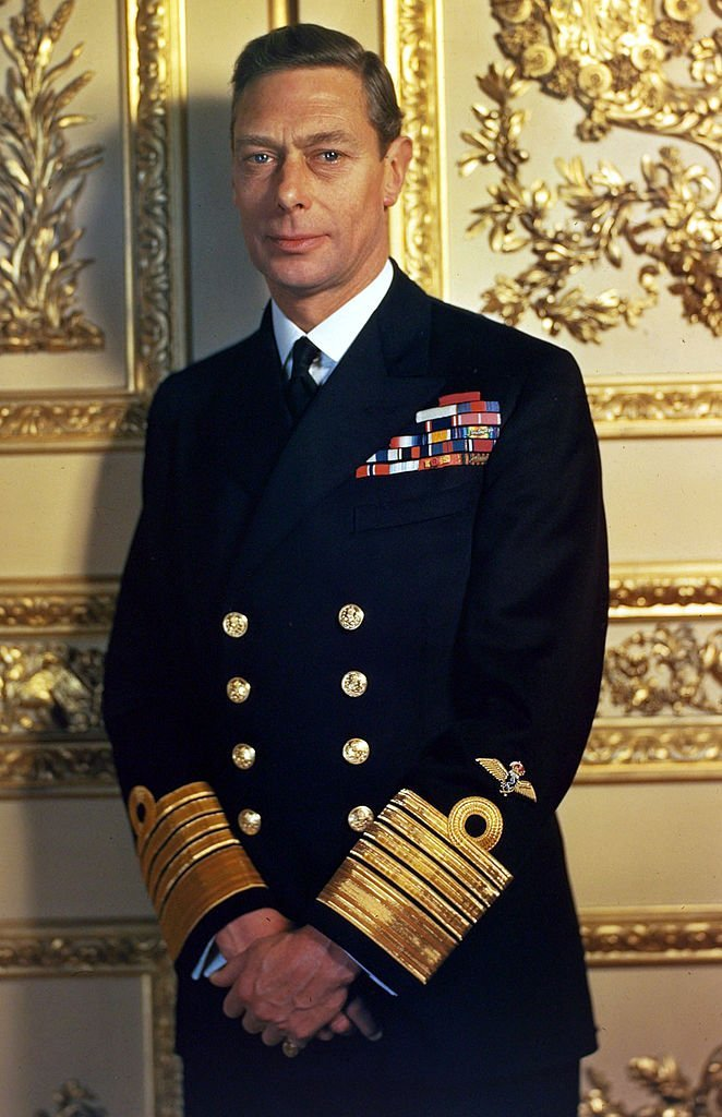 King George VI, (1895-1952) of Great Britain who reigned from 1936-1952 | Photo: Getty Images
