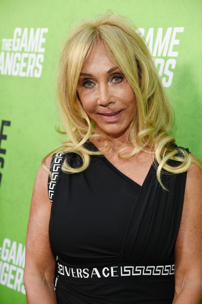 "Cindy Landon attends the Los Angeles Premiere of ""The Game Changers"" Documentary at ArcLight Hollywood 