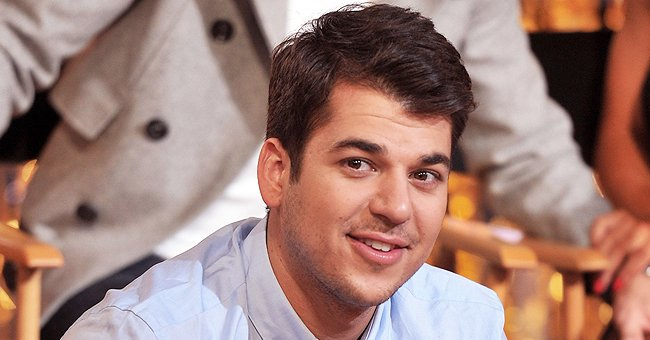 See Rob Kardashian's Adorable Daughter Dream Looking like Her Dad in a Cute Outfit by Jordan