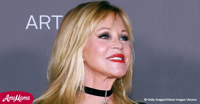 Melanie Griffith shares a rare photo of her ex Antonio Banderas with daughter Stella