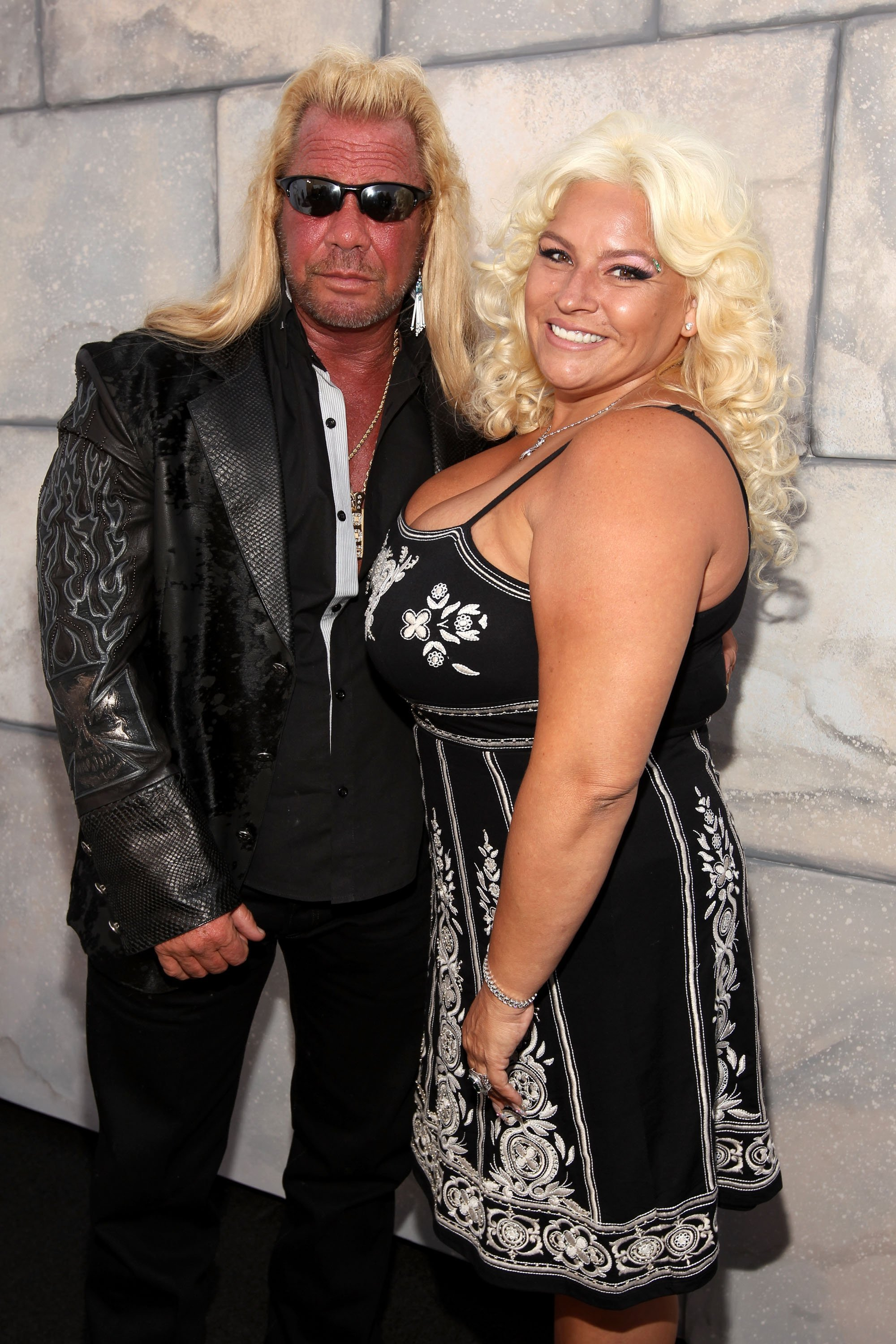 "Duane ""Dog"" and Beth Chapman at ""Comedy Central's Roast of Charlie Sheen"" held at Sony Studios on September 10, 2011 in Los Angeles, California 
