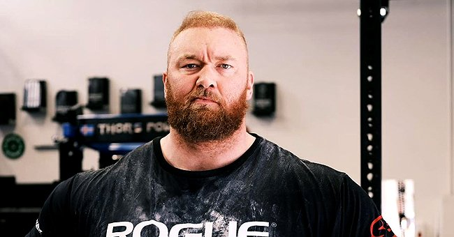 GOT Star Hafþór Björnsson Known as 'the Mountain' Retires from Strongman after 10th Win