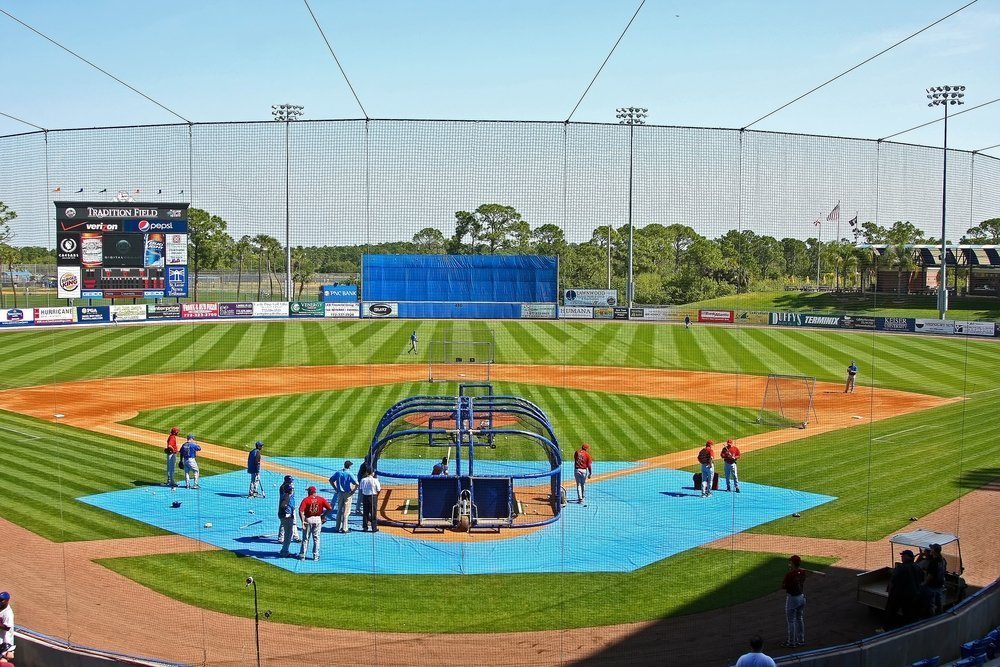 Digital Domain Park in Port St. Lucie, Florida on March 24, 2010 | Photo: Shutterstock