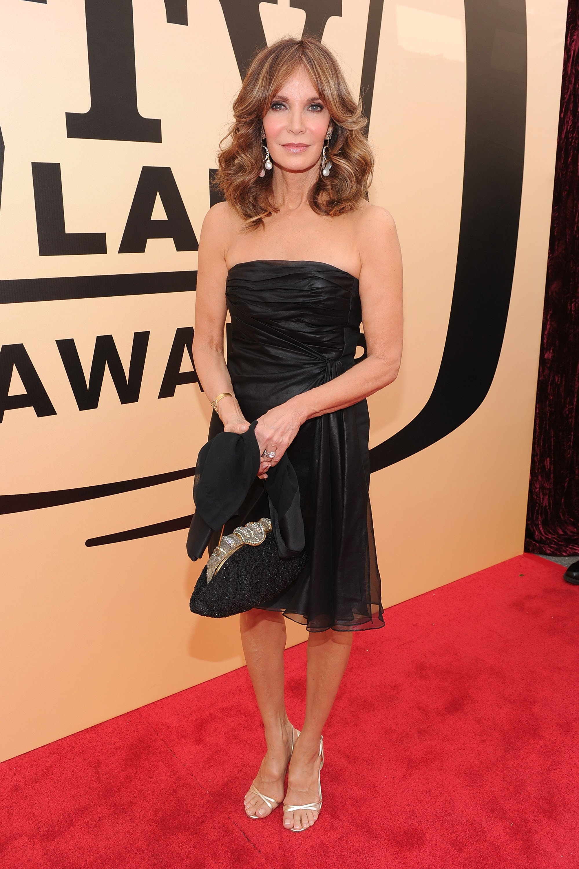 Jaclyn Smith arrives at the 8th Annual TV Land Awards at Sony Studios on April 17, 2010 in Culver City, California. | Source: Getty Images