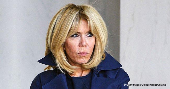 Brigitte Macron : pourquoi elle n'aime pas les photos «non conventionnelles» de son mari avec des gens simples
