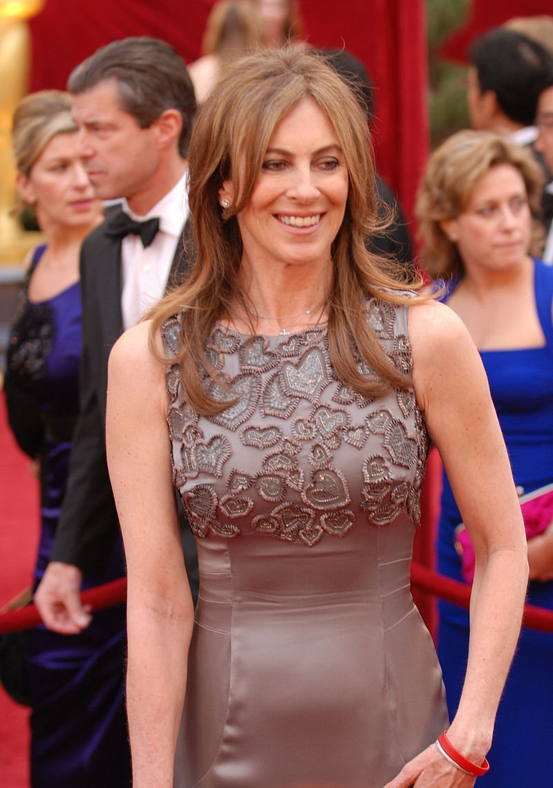 Director Kathryn Bigelow at the 2010 Academy Awards| Source: Getty Images