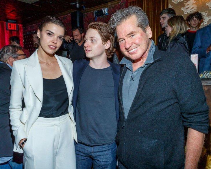 Val Kilmer avec sa famille | Photo / Getyy Images