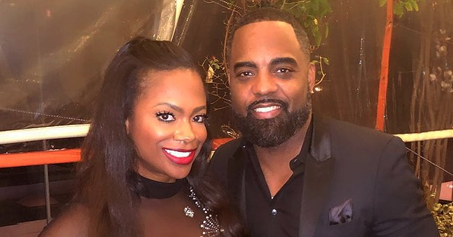 Kandi Burruss' Husband Todd Tucker and Daughter Blaze Look Alike to Fans in New Photo