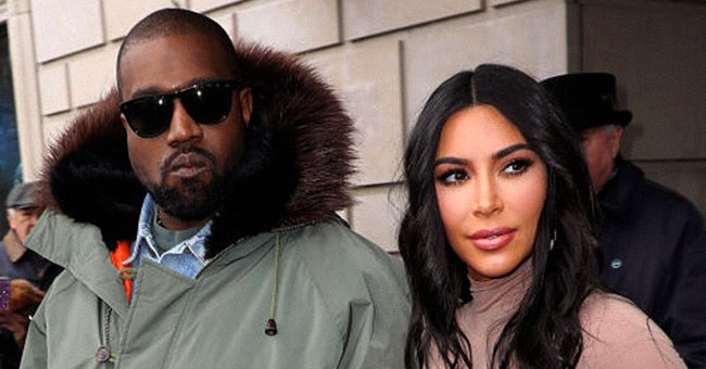 TMZ: Kim Kardashian Files for Divorce from Her Husband of 6 Years Kanye West